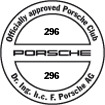 Officially approved Porsche Club 296