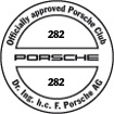 Officially approved Porsche Club 282