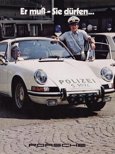 Werbung Porsche